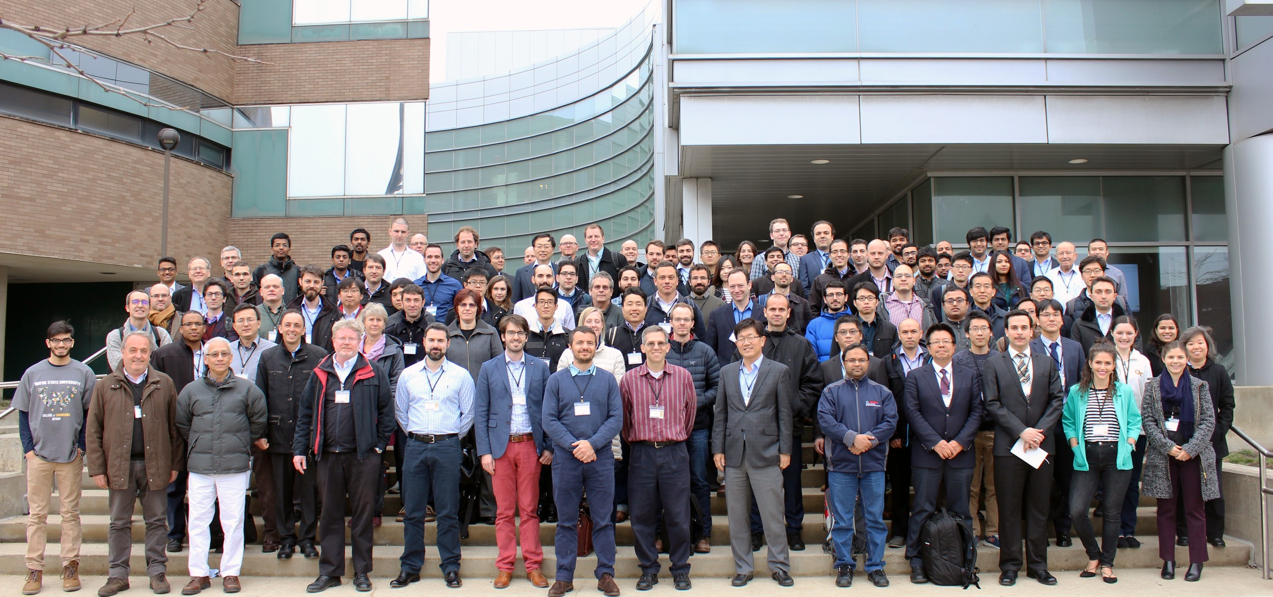Group picture from ECN5